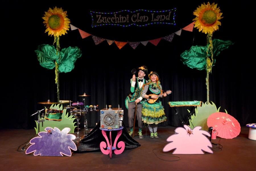 Zucchini Clan Land
